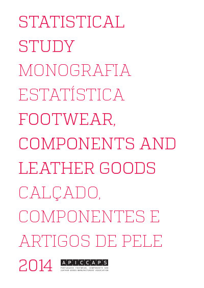 Statistical Report Publications Monografia Estatística 2014