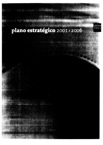 Strategic Plan Publications Plano Estratégico 2001-2016