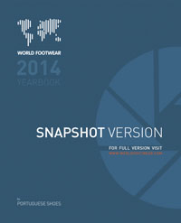 World Footwear Publicações Snapshot World Footwear Yearbook 2014