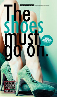 The Shoes Must Go On Publications Shoes Must Go On 07/2011