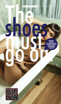 The Shoes Must Go On Publications Shoes Must Go On 06/2014