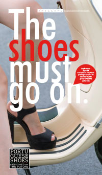 The Shoes Must Go On Publications Shoes Must Go On 07/2013
