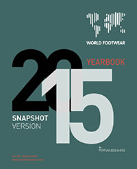 World Footwear Publicações Snapshot World Footwear Yearbook 2015