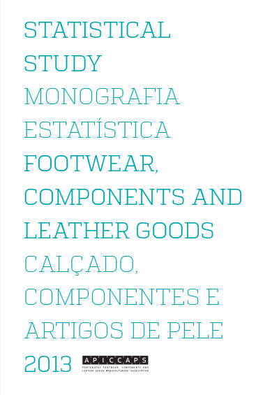 Statistical Report Publications Monografia Estatística 2013