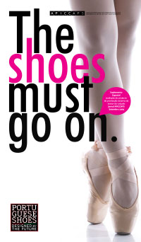 The Shoes Must Go On Publications Shoes Must Go On 9/2009