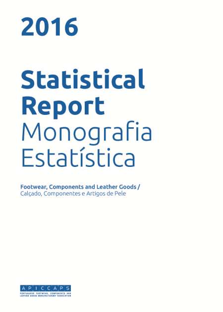 Statistical Report Publications Monografia Estatística 2016