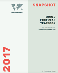 Snapshot World Footwear Yearbook 2017