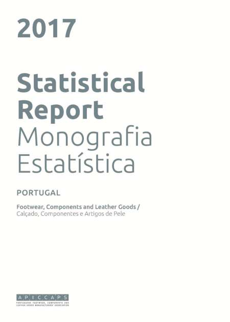 Statistical Report Publications Monografia Estatística 2017