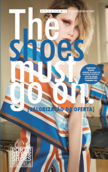 The Shoes Must Go On Publications Shoes Must Go On - VO 12/2015