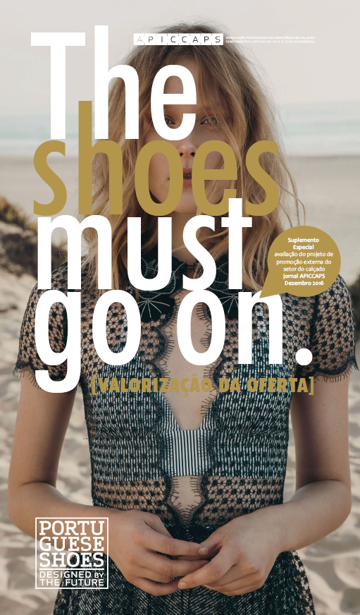 Shoes Must Go On - Valorização da Oferta 12/2016